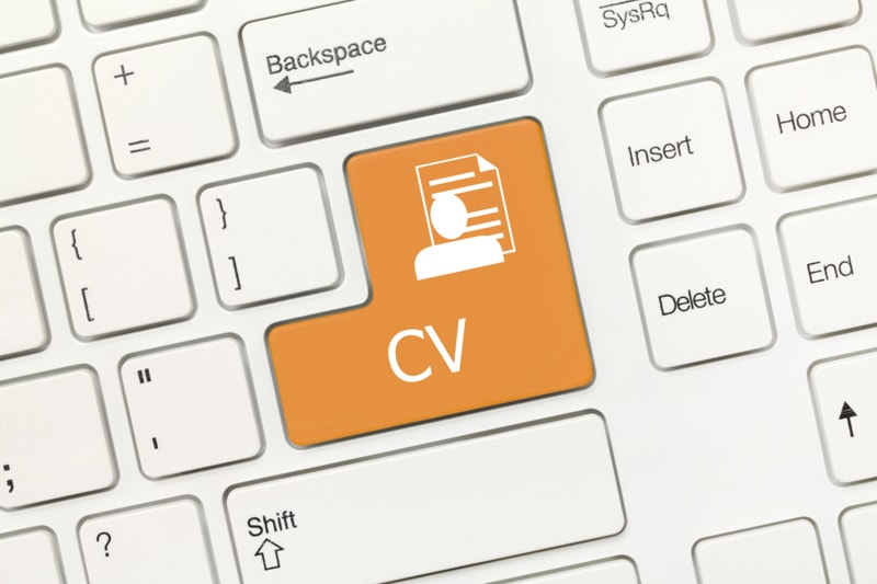 Register CV with Online e Group